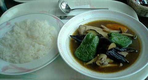 キタカレー (チキン)スープカレー