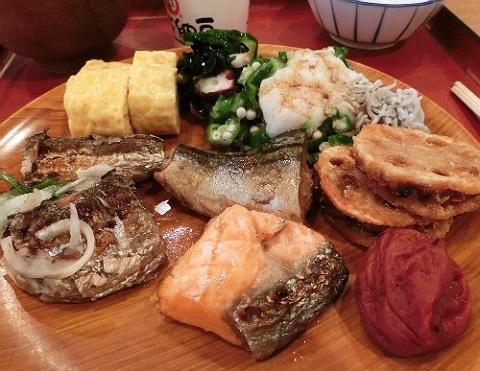 神戸三宮で朝食ビュッフェ @かっぽうぎ・ロイネット三宮店