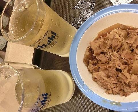 三太郎の日×au PAY×食べログ=松屋飲み その2