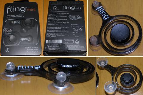 Fling mini
