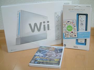 Wii_本体