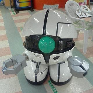 おしゃべりロボット ゆめ丸