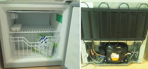 ハイアール(Haier) 1ドア直冷式冷凍庫