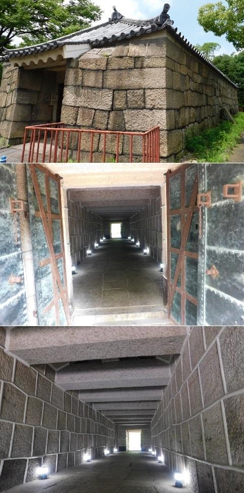 焔硝蔵@大阪城の櫓 2020年
