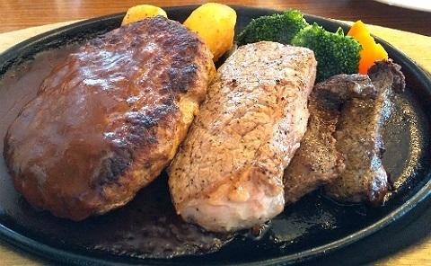 ステーキのどん @9月の肉の日
